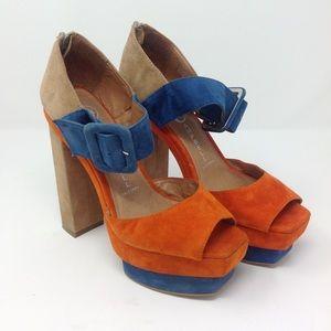 Jeffrey Campbell Dressen Platform Sandal